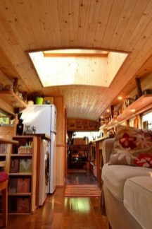 Perfect Travel Trailer Decorating To Make Your Trip Enjoyable 15