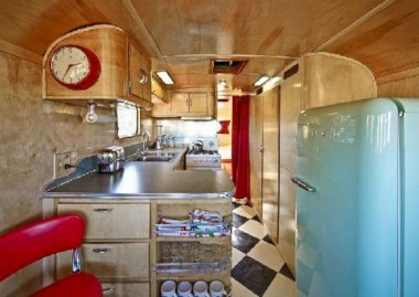 Perfect Travel Trailer Decorating To Make Your Trip Enjoyable 17