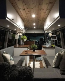 Perfect Travel Trailer Decorating To Make Your Trip Enjoyable 18