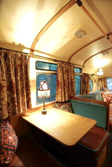 Perfect Travel Trailer Decorating To Make Your Trip Enjoyable 23