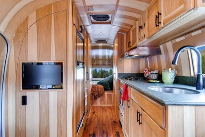 Perfect Travel Trailer Decorating To Make Your Trip Enjoyable 24
