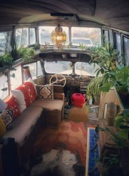 Perfect Travel Trailer Decorating To Make Your Trip Enjoyable 29