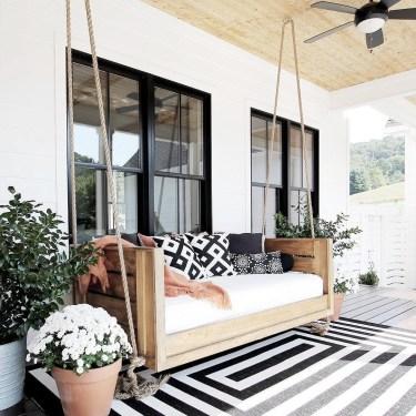 Porch Modern Farmhouse a Should You Try16