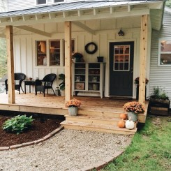Porch Modern Farmhouse a Should You Try30