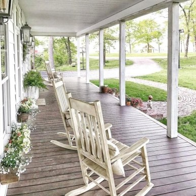 Porch Modern Farmhouse a Should You Try32