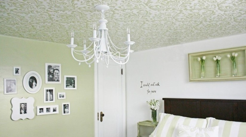 Simple And Memorable Photo Frame Decoration on Your Bedroom Wall 36