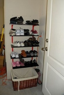 Simple and Cheap DIY Ideas to Organize Shoes That You Must Try 03