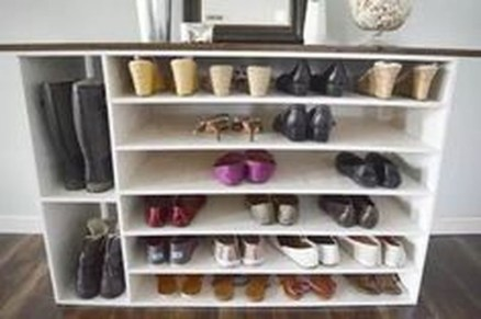Simple and Cheap DIY Ideas to Organize Shoes That You Must Try 10