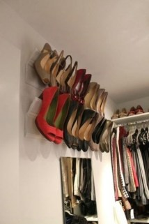 Simple and Cheap DIY Ideas to Organize Shoes That You Must Try 21