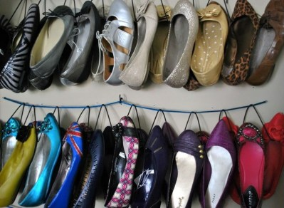 Simple and Cheap DIY Ideas to Organize Shoes That You Must Try 34