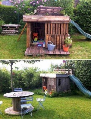 Smart DIY Backyard Ideas and Projects 38