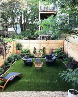 The Design of a Small, Simple Backyard You Must Have 01