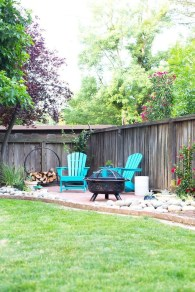 The Design of a Small, Simple Backyard You Must Have 10