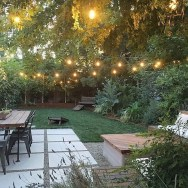 The Design of a Small, Simple Backyard You Must Have 13