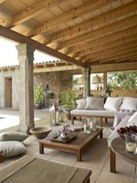 Awesome Outdoor Rooms Designed as Comfortable as Possible for You 25