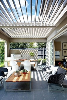 Awesome Outdoor Rooms Designed as Comfortable as Possible for You 29