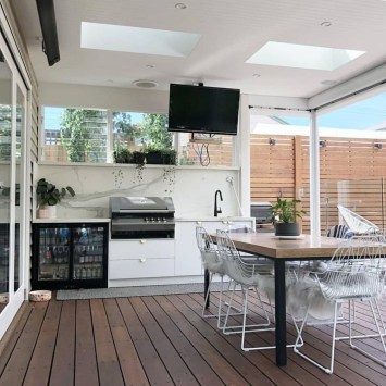 Awesome Outdoor Rooms Designed as Comfortable as Possible for You 30