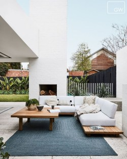 Awesome Outdoor Rooms Designed as Comfortable as Possible for You 31