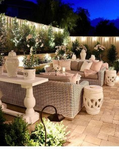 Awesome Outdoor Rooms Designed as Comfortable as Possible for You 32