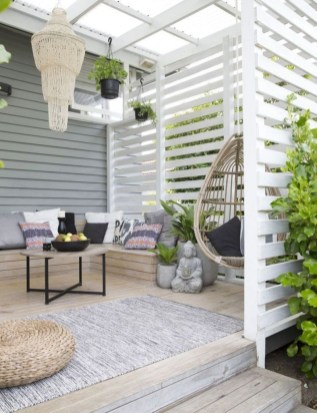 Awesome Outdoor Rooms Designed as Comfortable as Possible for You 36