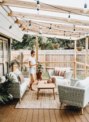 Awesome Outdoor Rooms Designed as Comfortable as Possible for You 48