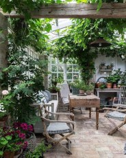 Awesome Outdoor Rooms Designed as Comfortable as Possible for You 54