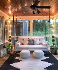 Awesome Outdoor Rooms Designed as Comfortable as Possible for You 56