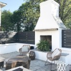 Awesome Outdoor Rooms Designed as Comfortable as Possible for You 61