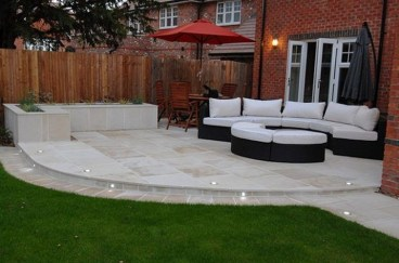 Best Backyard Patio Designs and Projects On a Budget 01