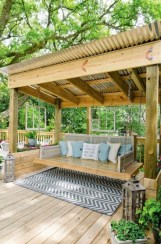 Best Backyard Patio Designs and Projects On a Budget 04