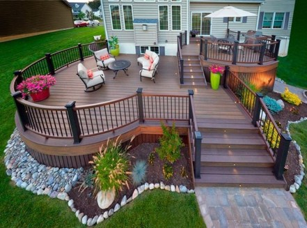 Best Backyard Patio Designs and Projects On a Budget 09