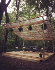 Best Backyard Patio Designs and Projects On a Budget 23