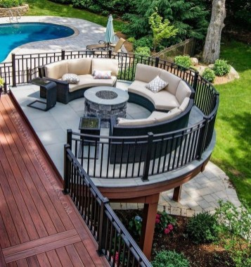 Best Backyard Patio Designs and Projects On a Budget 39
