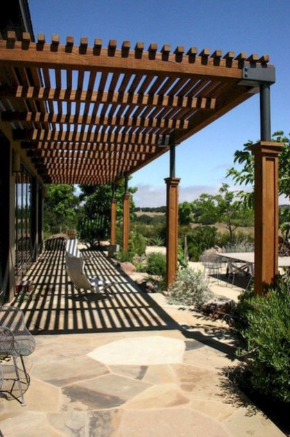 Best Backyard Patio Designs and Projects On a Budget 40