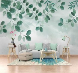 Best Wallpaper Decoration Designs to Enhance Your Family Room 04