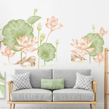 Best Wallpaper Decoration Designs to Enhance Your Family Room 12