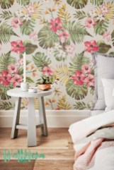 Best Wallpaper Decoration Designs to Enhance Your Family Room 29
