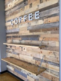 Cool Interior Design DIY Pallet to Beautify Wall Hangings of your Home 26