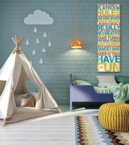 Crazy And Best Renovation Ideas for Your Child's Bedroom to Make It More Comfortable 01