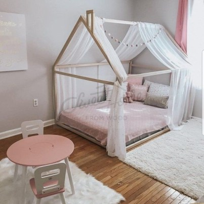 Crazy And Best Renovation Ideas for Your Child's Bedroom to Make It More Comfortable 08