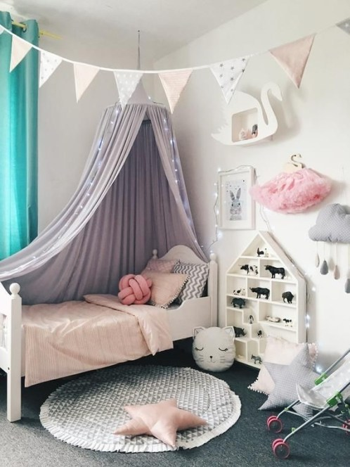 Crazy And Best Renovation Ideas for Your Child's Bedroom to Make It More Comfortable 16