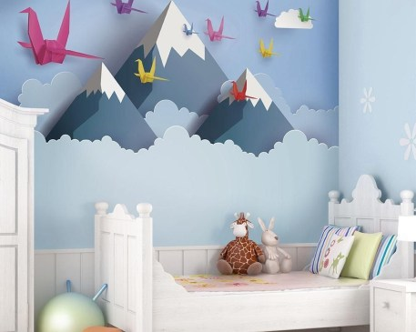 Crazy And Best Renovation Ideas for Your Child's Bedroom to Make It More Comfortable 23