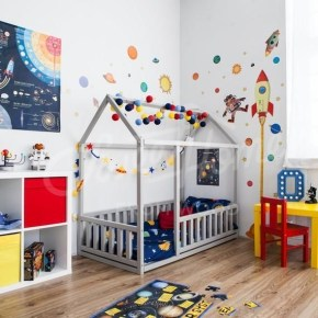 Crazy And Best Renovation Ideas for Your Child's Bedroom to Make It More Comfortable 25