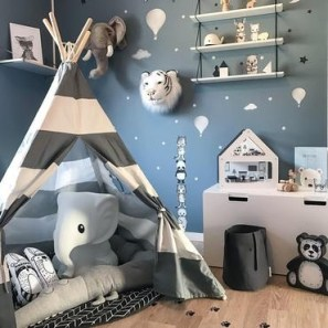 Crazy And Best Renovation Ideas for Your Child's Bedroom to Make It More Comfortable 27
