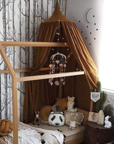 Crazy And Best Renovation Ideas for Your Child's Bedroom to Make It More Comfortable 35
