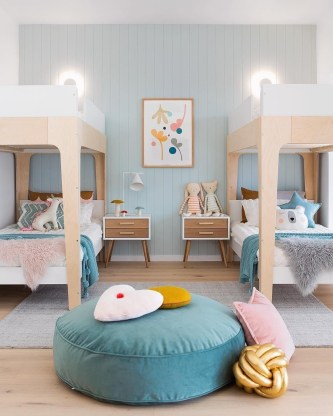 Crazy And Best Renovation Ideas for Your Child's Bedroom to Make It More Comfortable 38