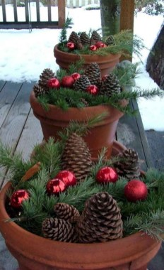 Fall Decorating Ideas For Outdoor Rustic Ornaments in a Cozy Home 21