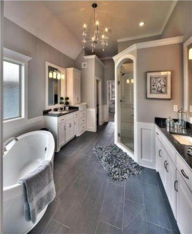 Majestic Bathroom Decoration to Perfect Your Dream Bathroom 06
