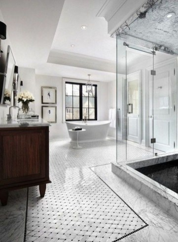 Majestic Bathroom Decoration to Perfect Your Dream Bathroom 07