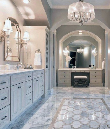 Majestic Bathroom Decoration to Perfect Your Dream Bathroom 27